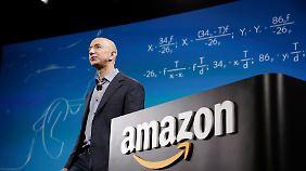 Um die Aufmerksamkeit von Amazon-Chef Jeff Bezos buhlen die Metropolen Nordamerikas.