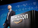 Zehn Milliarden an einem Tag: Amazon-Chef ist reichster Mann der Welt