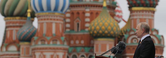 """Moskau im """"Digitalfieber"""": Warum der Krypto-Rubel floppen wird"""