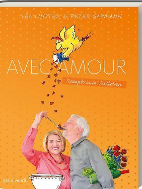 """Avec Amour"" hält über 50 Anleitungen zum Verlieben sowie 14 Grundrezepte bereit."