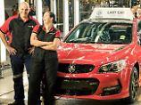 Der Börsen-Tag: Letztes in Australien produziertes Auto rollt vom Band