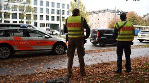 Festnahme in München: Mann greift Passanten mit Messer an