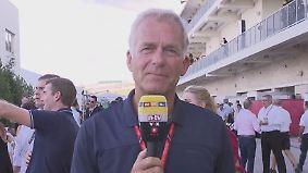 """Christian Danner zur Formel 1: """"Vettel lässt einfach nicht locker"""""""