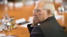 Grundrechenarten von Vorteil: Was Schäubles Nachfolger können soll