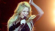 Litt unter einer Schreibblockade: Sängerin Shakira.