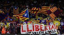 Zerreißprobe um Katalonien: FC Barcelona gerät zwischen alle Stühle