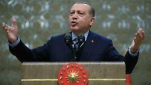 """""""Bevölkerung hat keine Chance"""": Die Elite der Türkei flieht vor Erdogan"""