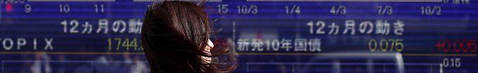 Der Börsen-Tag: 09:22 Nikkei schließt im Minus