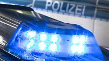 Festnahme in Heiligenhafen: Mann droht Polizei mit Luftgewehr und Säbel