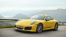 Vor allem der Fahrspaß soll mit dem 911 Carrera T gesteigert werden.