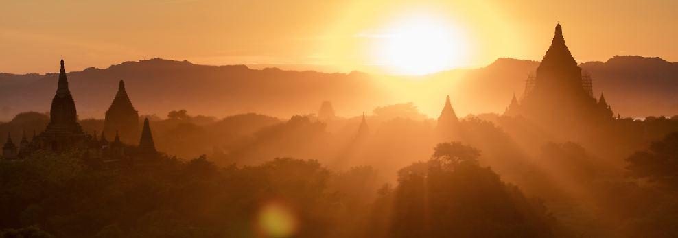 Fotografische Momentaufnahmen: Eine Reise nach Myanmar