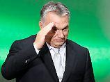 """Der Tag: Orban: Ost-Mitteleuropa ist """"migrantenfreie Zone"""""""