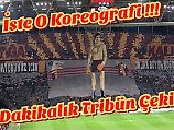 """""""Steh auf"""": Galatasaray-Choreo sorgt für Polit-Wirbel"""