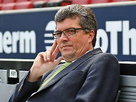 Sitzt nun dem Schiedsrichter-Gesamtausschuss vor: Herbert Fandel
