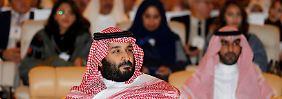 Mohammed bin Salman, der Kronprinz von Saudi-Arabien, will sein Land modernisieren.