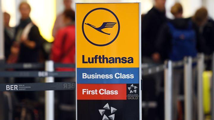 Der Lufthansa winkt das dritte Rekordjahr in Folge.