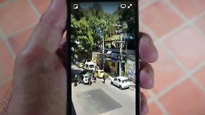 Täglich 15 Tote: Apps warnen vor Schießereien in Rio de Janeiro