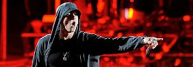Teurer Wahlkampfsong: Partei muss Eminem 390.000 Euro zahlen