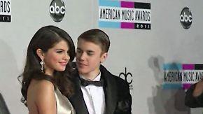 Promi-News des Tages: Justin Bieber und Selena Gomez turteln angeblich wieder
