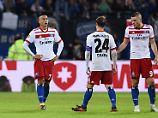 Der Sport-Tag: HSV steckt sportlich - und finanziell - in den Miesen