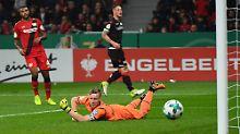 """Der Sport-Tag: Bayer-Keeper Leno: """"Durch Videobeweis geht viel kaputt"""""""