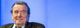 Altkanzler bei Erdogan: Schröder verhandelte Freilassung Steudtners