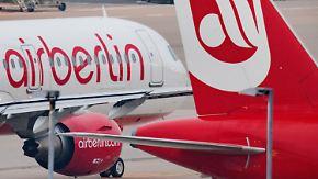 """""""Da wird nur Blech verscherbelt"""": Tausenden Air-Berlin-Mitarbeitern droht die Kündigung"""