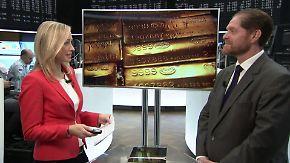 n-tv Zertifikate: Der Kampf der Gold-Bullen