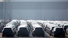 21.500 Wagen sind betroffen: Porsche startet Rückruf von Diesel-Cayenne