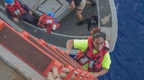 Törn nach Tahiti wird zum Horror-Trip: Frauen überleben monatelang auf Segelboot in Südpazifik