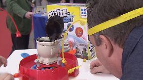 Highlights von der Spielmesse Essen: Wenn sich die Kloschüssel wehrt