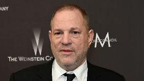 Zugriff auf Mails und Personalakte: Weinstein verklagt eigene Firma