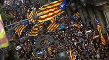 """""""Das ist eine Kriegserklärung!"""": Katalonien-Krise spitzt sich weiter zu"""