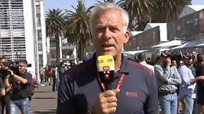 """Christian Danner zur Formel 1 in Mexiko: """"Auch mit Ferrari kann man rechnen"""""""