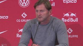 """Nach Elfmeterkrimi im DFB-Pokal: RB Leipzig reist """"im Vollkampfmodus"""" nach München"""