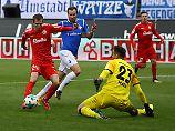 2. Liga im Überblick: Darmstadt stoppt Kiel, Lautern hoffnungslos