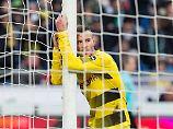 Köln sieglos, Hertha erlöst: H96 stürzt BVB, Nagelsmann vergisst sich