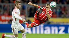 """Machtwort von Leipzig-Boss: Werner """"unverkäuflich"""" - auch für FC Bayern"""