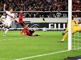 Nach Video-Blitz-Rot im Derby: VfB Stuttgart knackt Freiburg in Überzahl