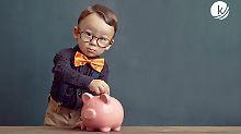 Sparen & Geld anlegen: Auf den richtigen Mix kommt es an!