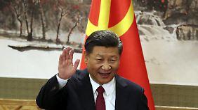 Der chinesische Präsident Xi Jinping.