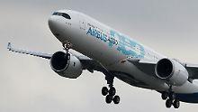 Gewinn trotz Triebwerks-Ärger: Airbus verdient deutlich mehr