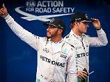 Formel-1-Champion redet Klartext: Hamilton will nicht den Rosberg machen