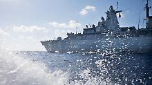 Pin-ups und Geräuschdisziplin: Wie die Seele eines Kriegsschiffs schwindet