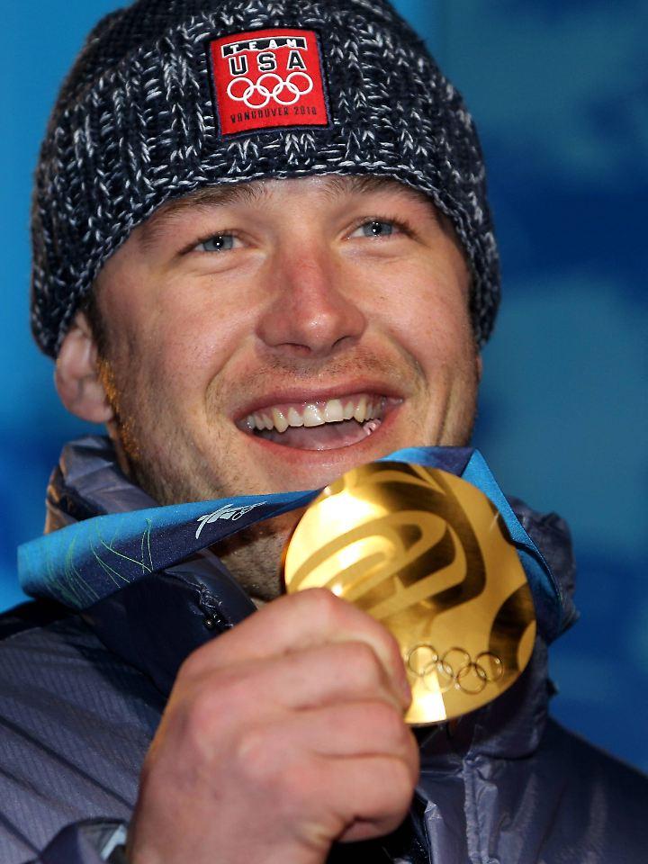 Olympia-Gold in Vancouver war der größte Erfolg in Millers Karriere, in der er außerdem noch vier WM-Titel gewann.