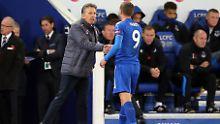Claude Puel darf sich jetzt als Cheftrainer von Leicester City versuchen - mal sehen, wie viel Zeit er bekommt.