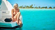 Das sind alle Insel-Nackedeis: Adam hat die Flöte, Eva ist die Melody
