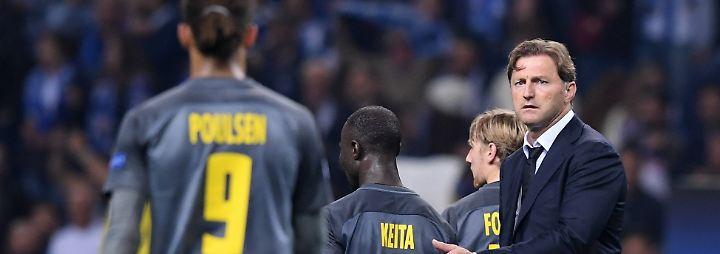 Müder Kick und eine Niederlage: Dortmund und Leipzig droht CL-Aus