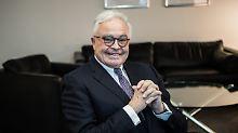 Breuer wird 80: Banker aus Not und Zufall
