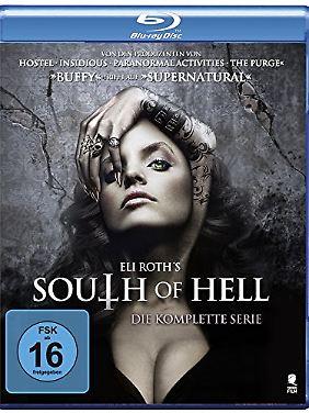 """Eli Roths """"South of Hell"""" ist bei Tiberius erschienen."""